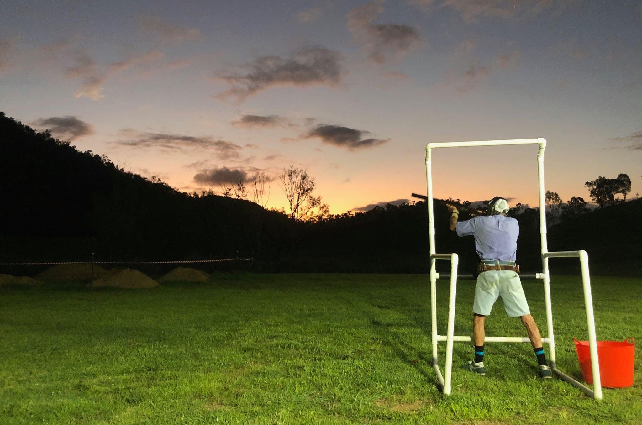 Mackay Shooting Range